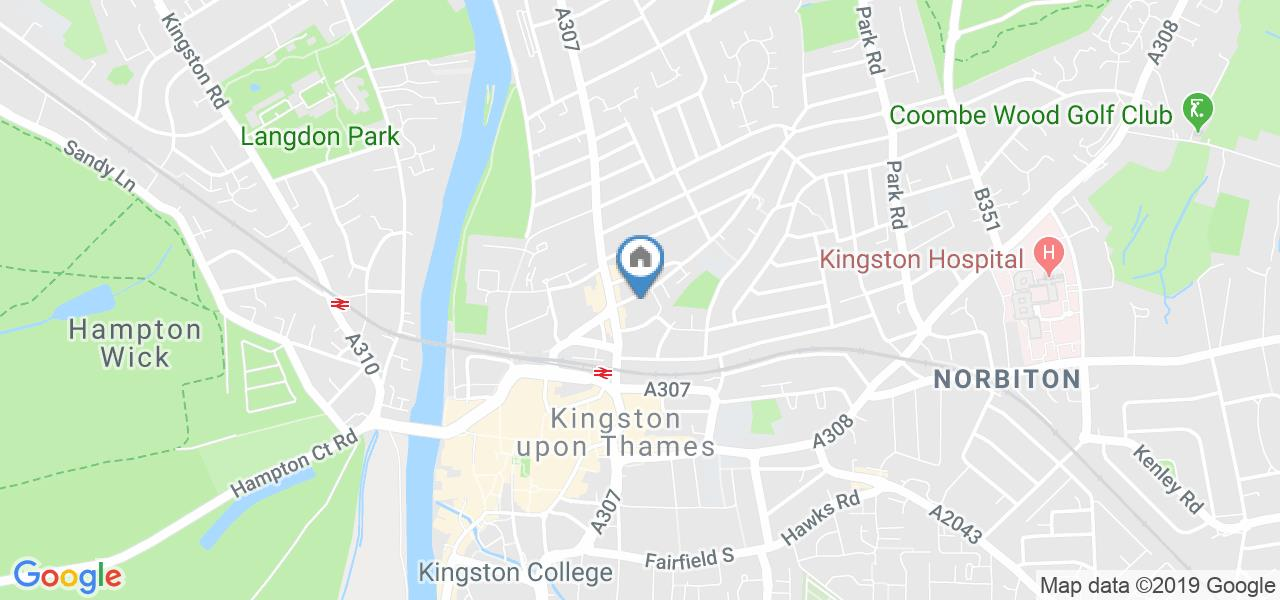 2 Bed Flat, Acre Road, KT2