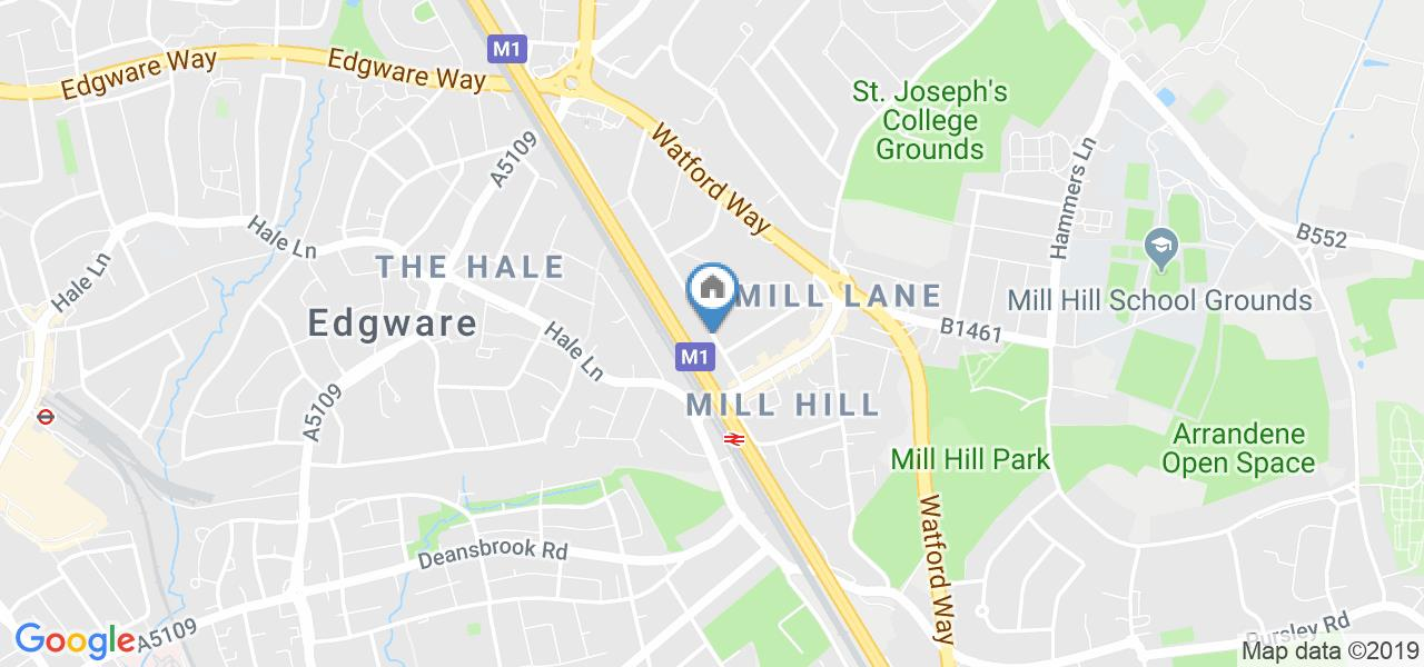 1 Bed Flat, Millway, NW7
