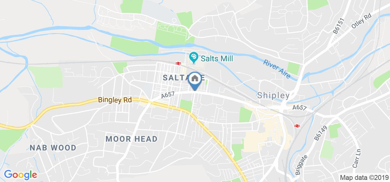 1 Bed Flat, Saltaire, BD18
