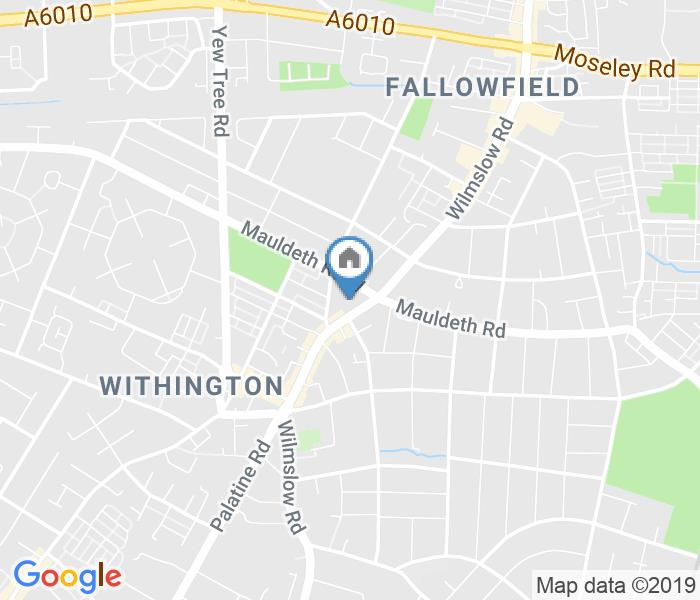 2 Bed Flat, Wilmslow Road, M20