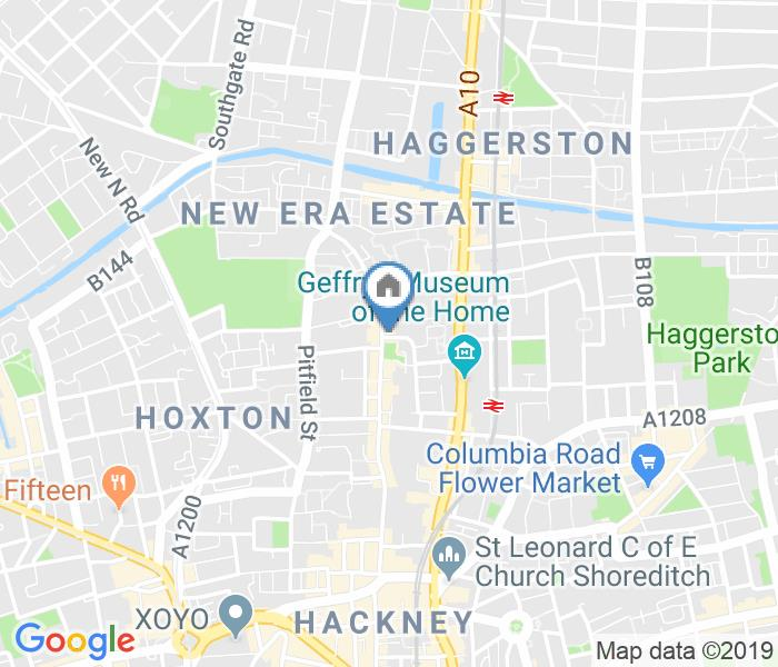 Room in a Shared Flat, Hoxton Street, N1