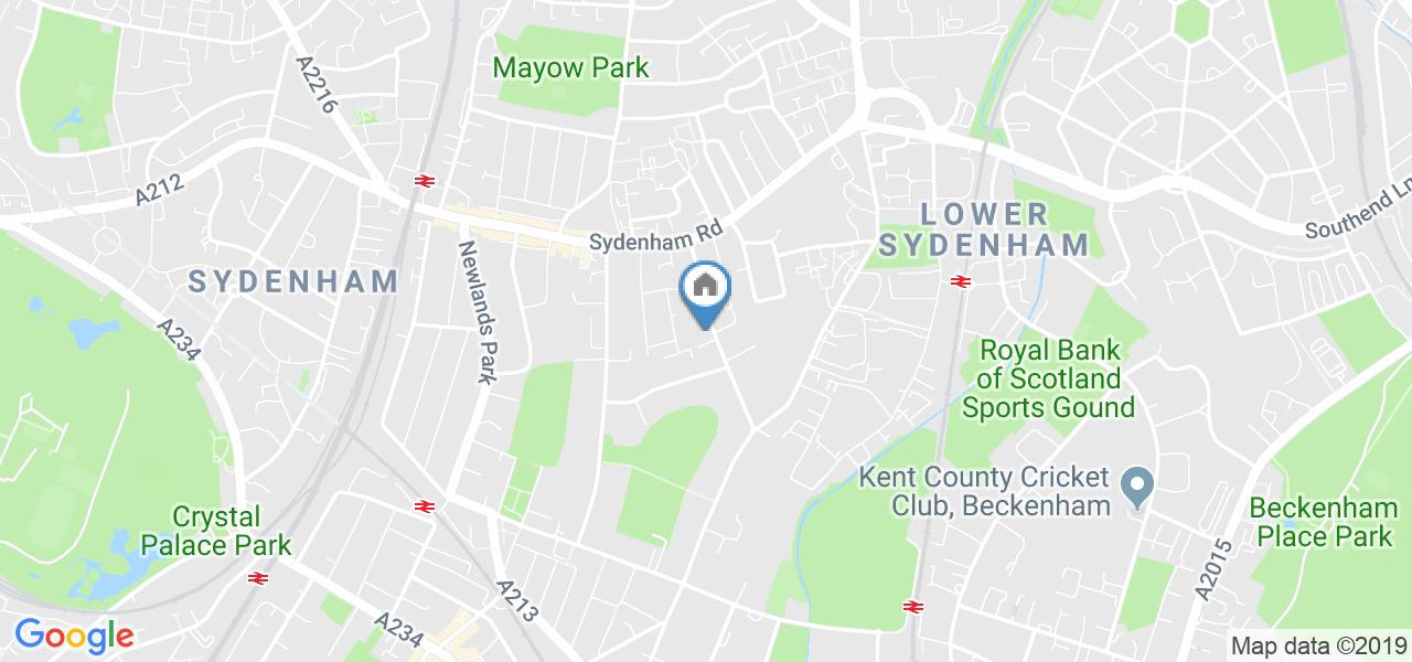 1 Bed Flat, Kent House Road, SE26