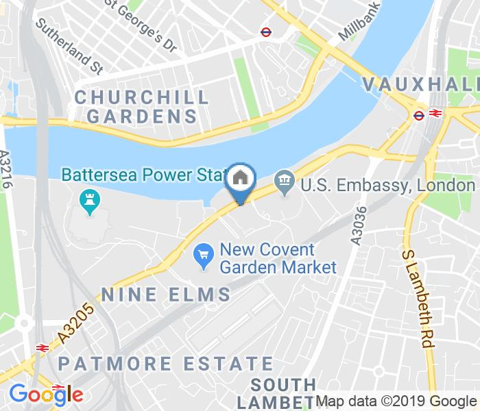 Room in a Shared Flat, Charles Clowes Walk, SW11