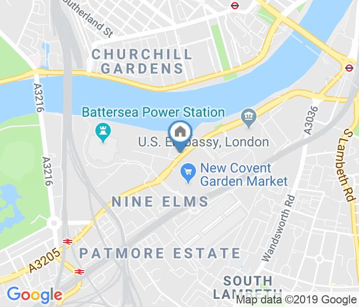 1 Bed Flat, Riverlight Quay, SW8