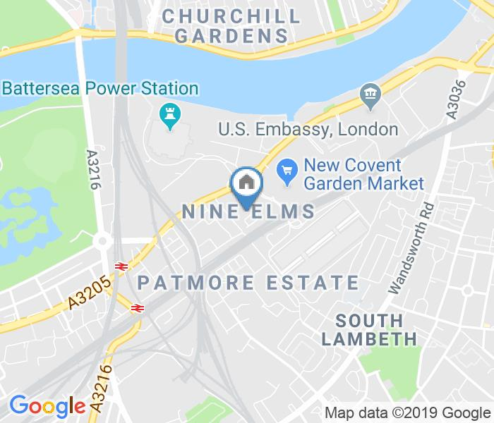 2 Bed Flat, Viridian Apartments, SW8