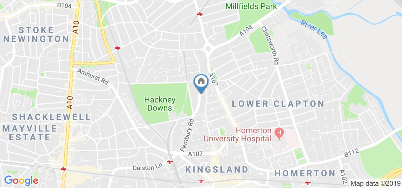 1 Bed Flat, Cricketfield Road, E5