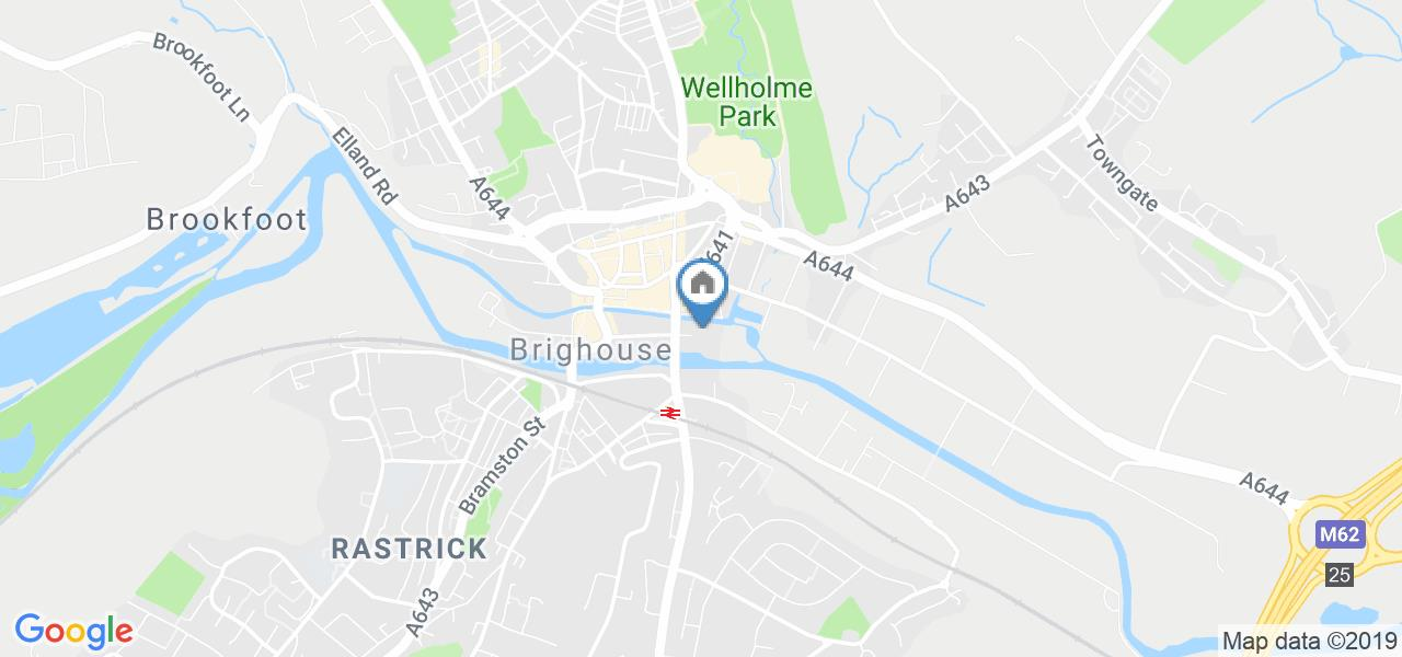 1 Bed Flat, Brighouse, HD6
