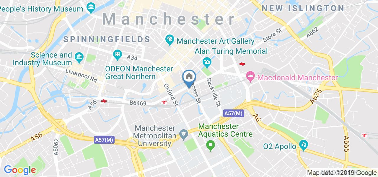 1 Bed Flat, Manchester, M1