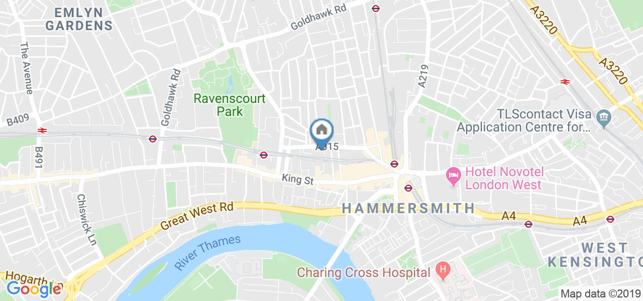 1 Bed Flat, Gooch House, W6