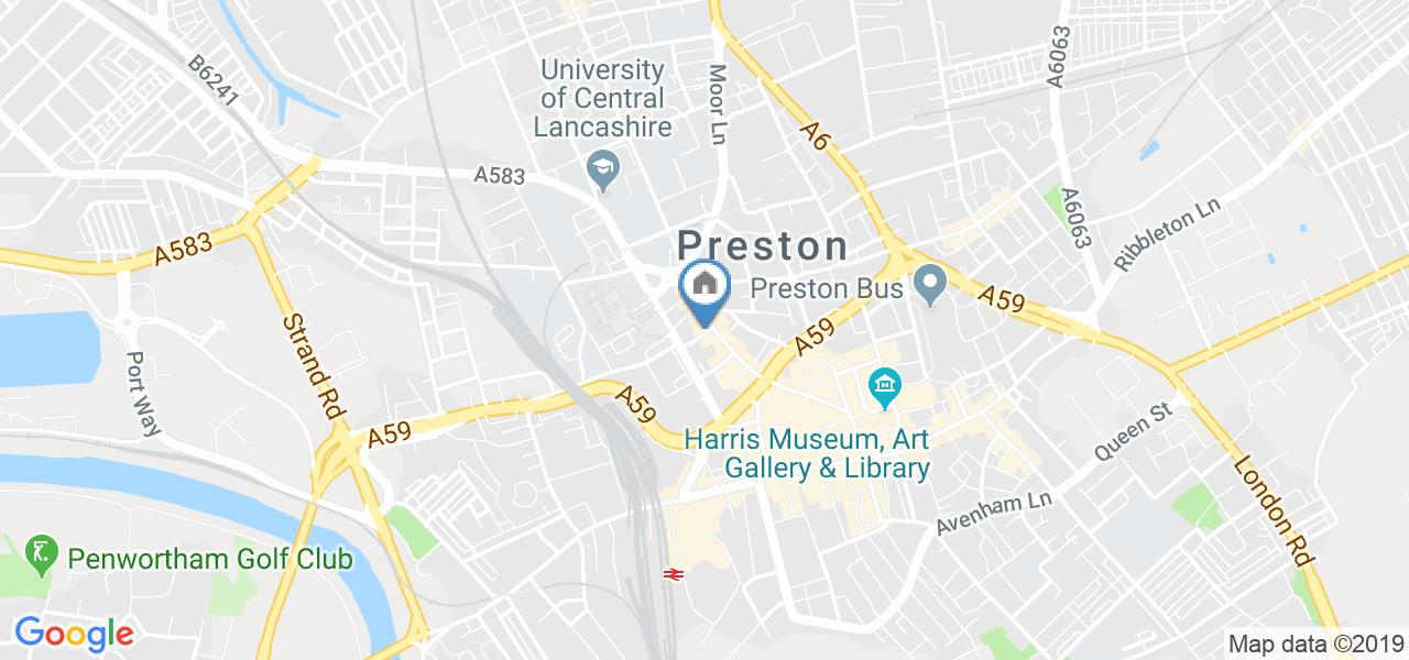 Room in a Shared House, Friargate, PR1