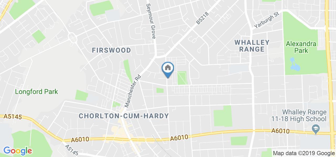 1 Bed Flat, Egerton Road North, M16