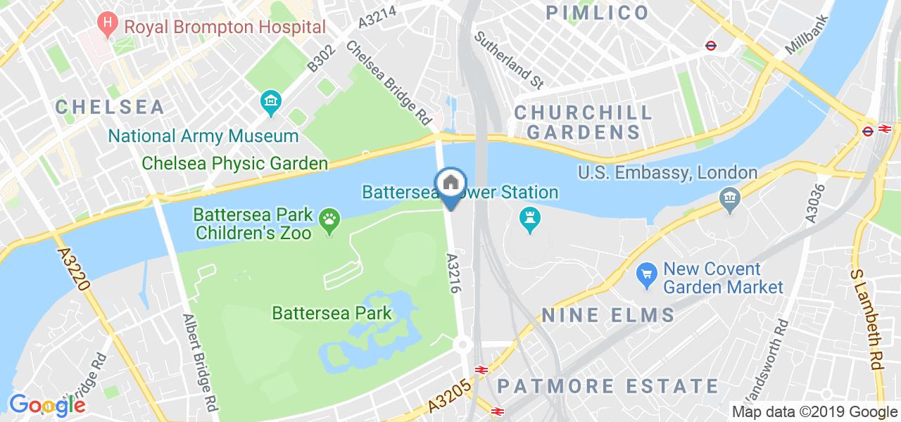 1 Bed Flat, Oswald Building, SW8