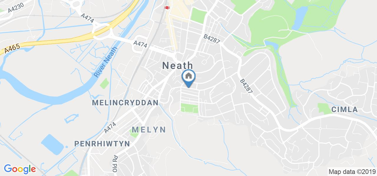 2 Bed Flat, Neath, SA11