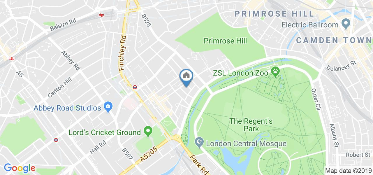 3 Bed Flat, Shannon Place, NW8