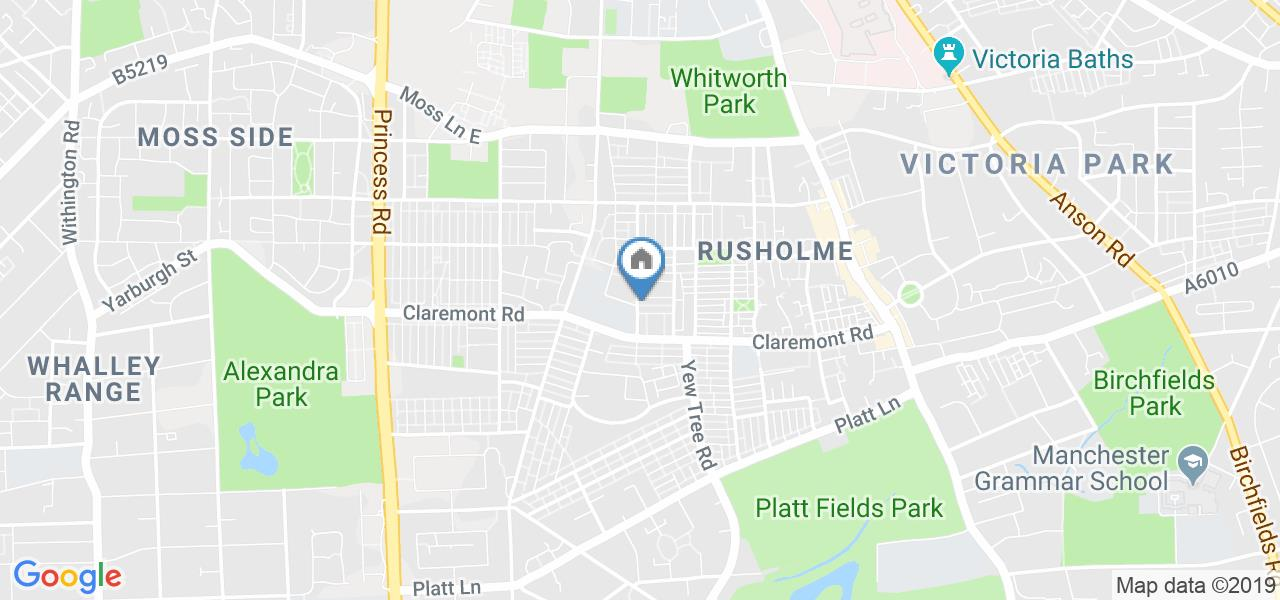 Room in a Shared House, Kippax Street, M14