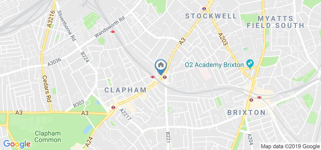 2 Bed Flat, Clapham Rd, SW9
