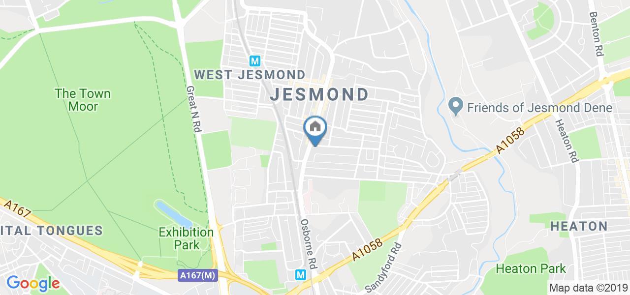 2 Bed Flat, Jesmond, NE2