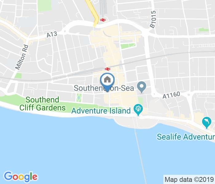 2 Bed Flat, Southend-On-Sea, SS1