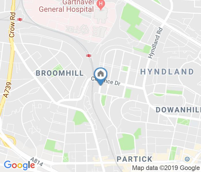 1 Bed Flat, Dudley Drive, G12
