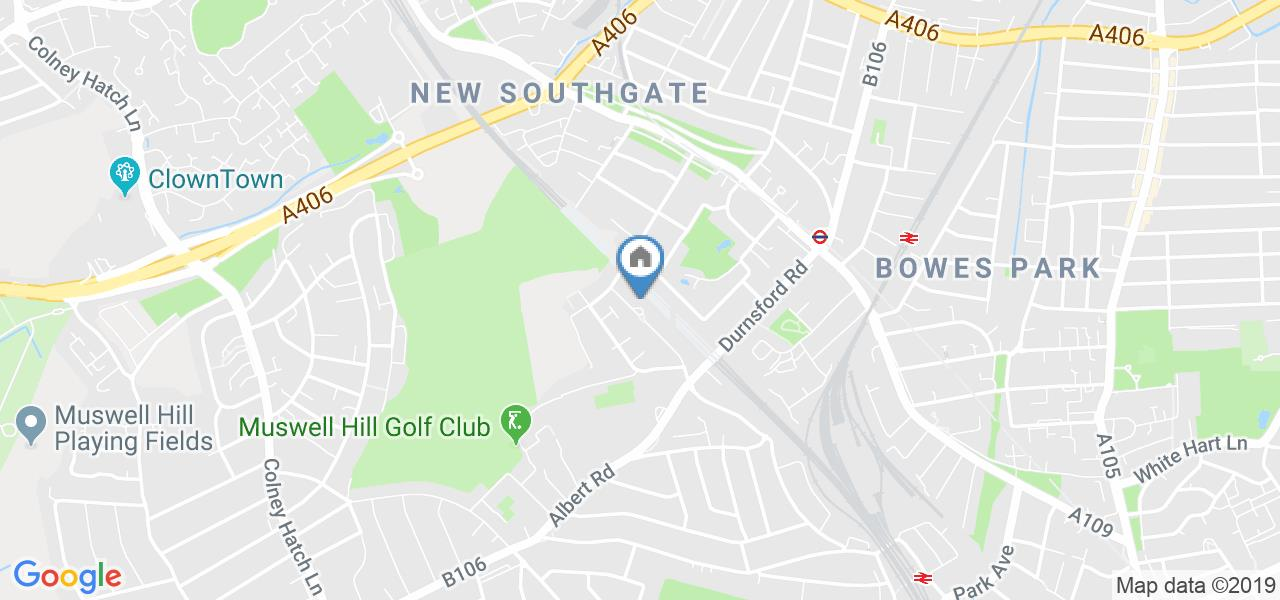 3 Bed Semi-Detached House, Tunnel Gardens, N11