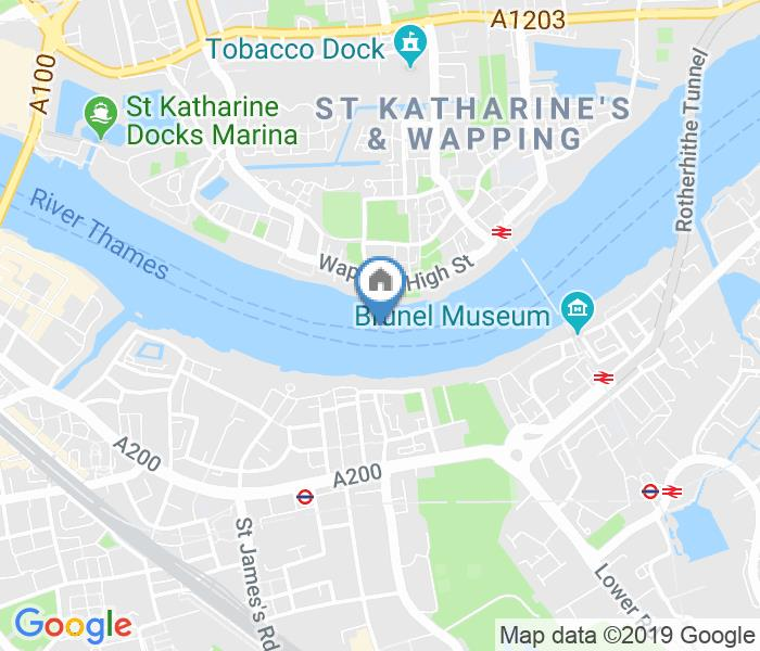 1 Bed Flat, Wapping High Street, E1W