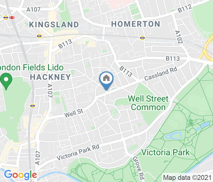 2 Bed Flat, Terrace Road, E9