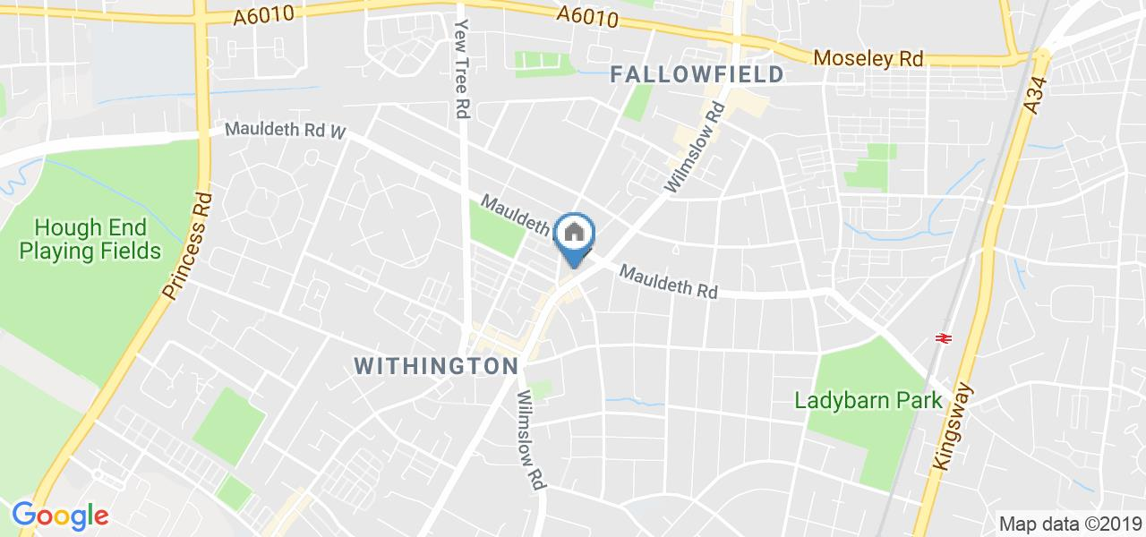 Room in a Shared House, Wilmslow Road, M20