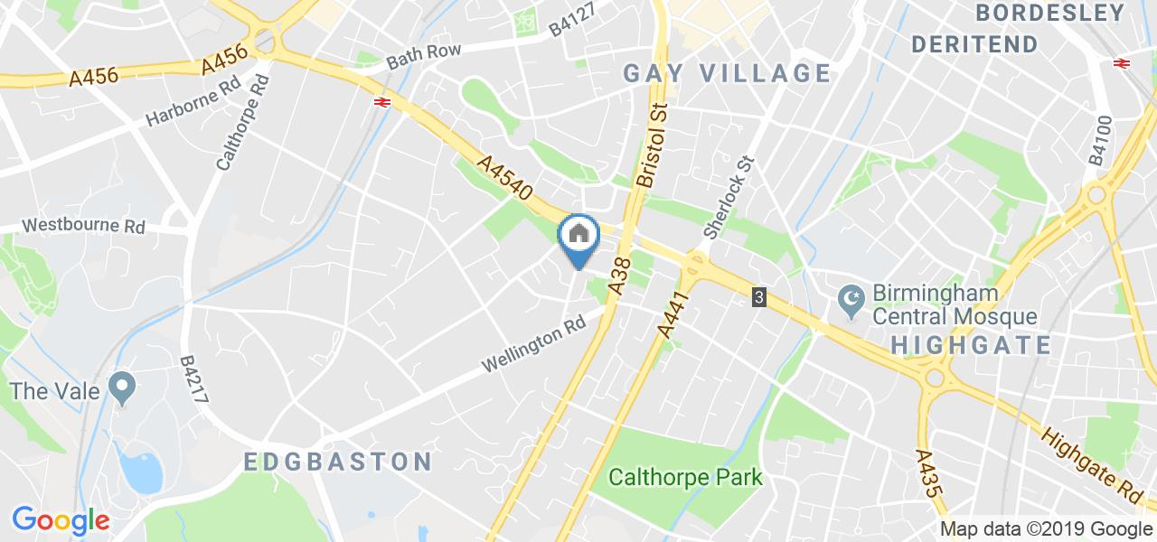 Room in a Shared Flat, Spring Road, B15