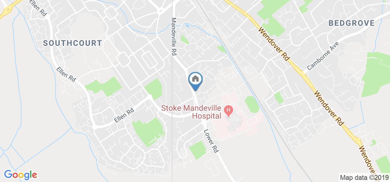 1 Bed Flat, Mandeville Road, HP21