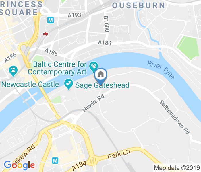 1 Bed Flat, Gateshead Quayside, NE8