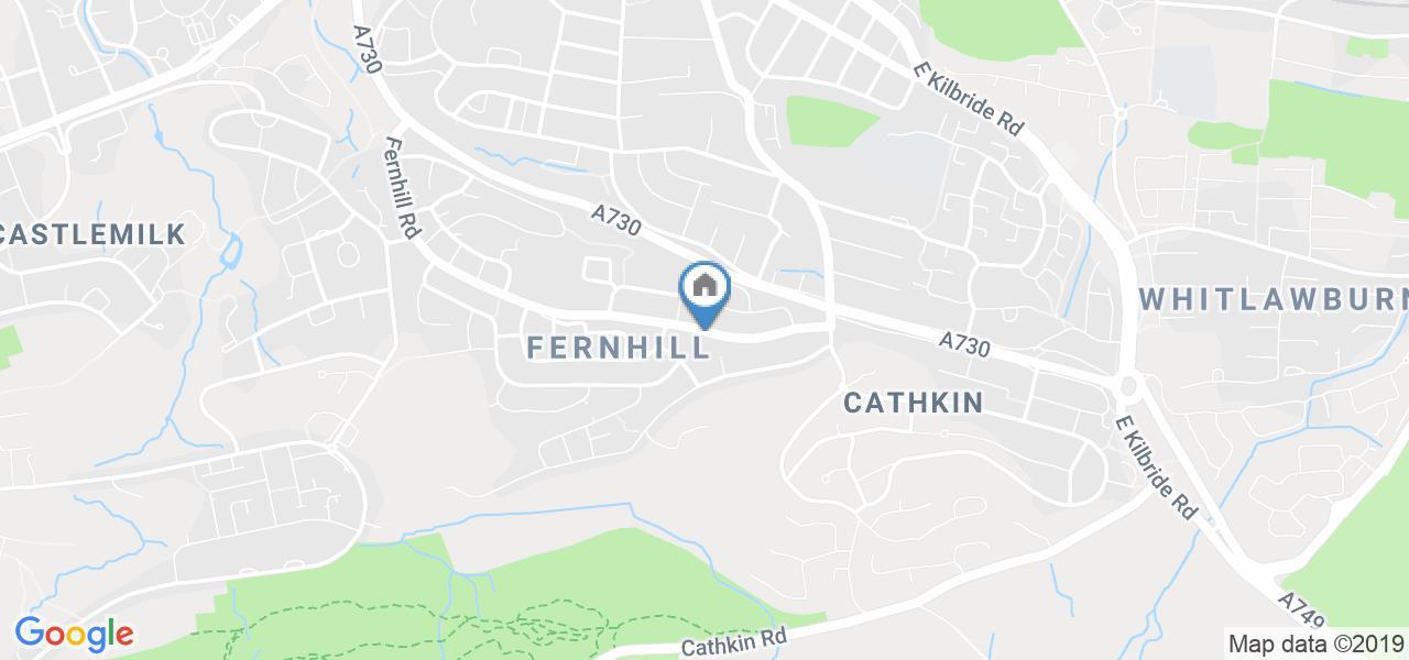 3 Bed Terraced House, Fernhill Drive Rutherglen, G73