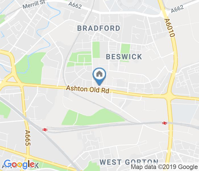 2 Bed Flat, Manchester, M11
