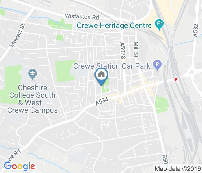 2 Bed Terraced House, Westminster Street, CW2