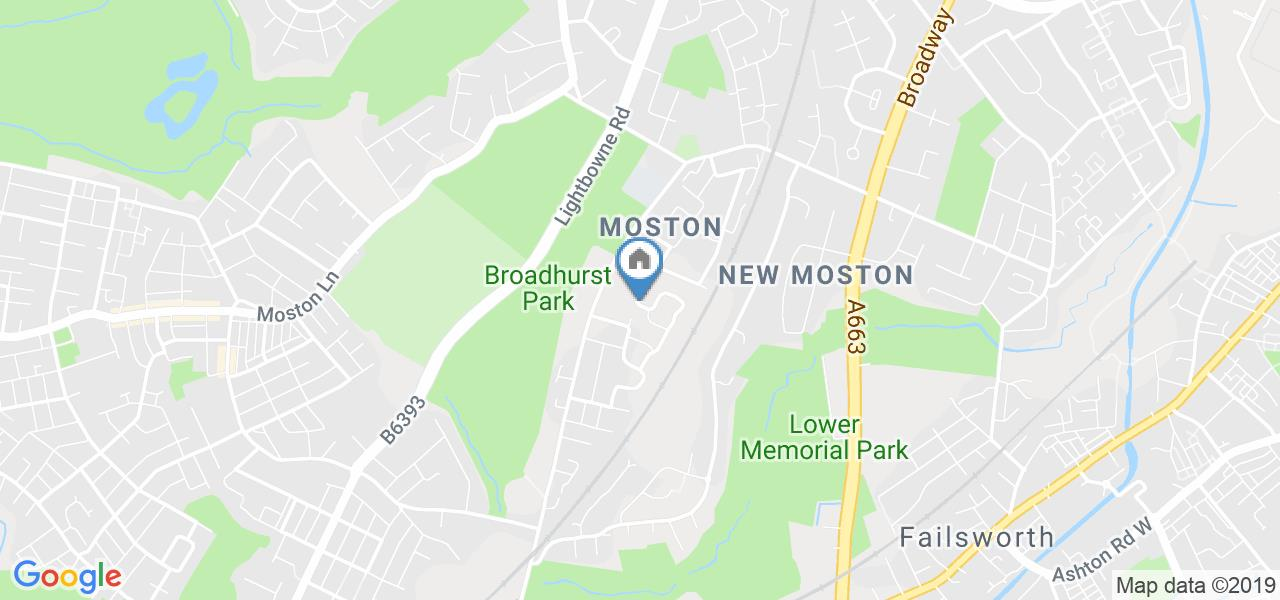 Room in a Shared House, Moston, M40