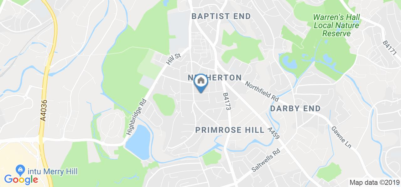 1 Bed Flat, Netherton, DY2