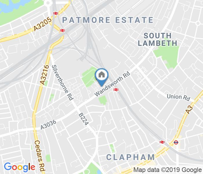 1 Bed Flat, Wandworth Road, SW8