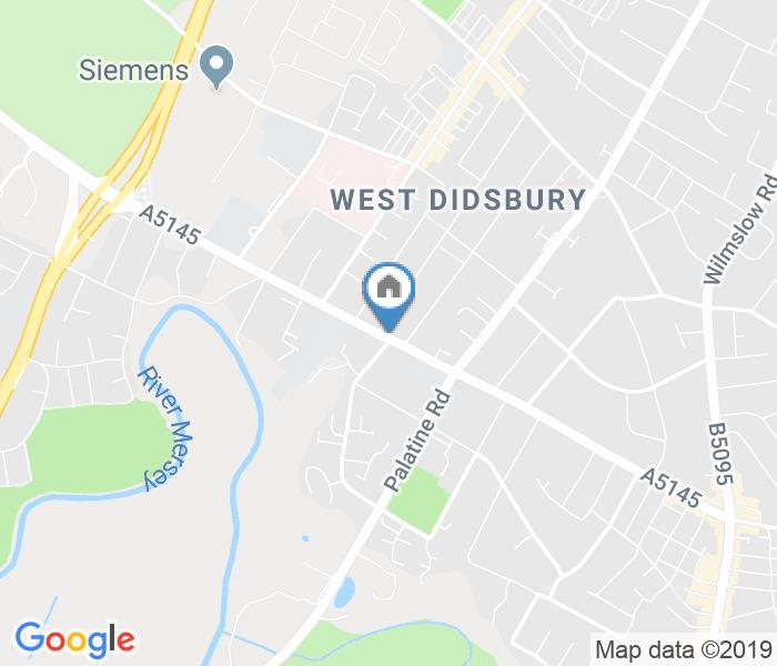Studio Flat, Didsbury, M20