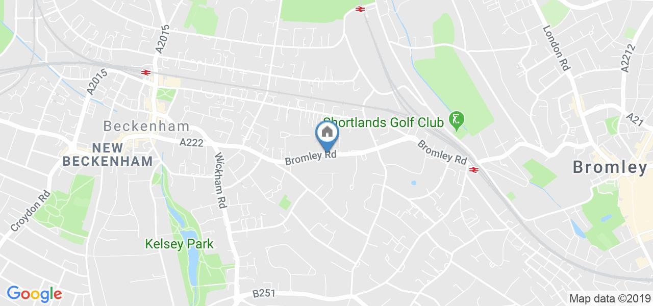2 Bed Flat, Bromley Road, BR3