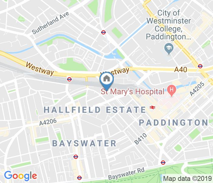 1 Bed Flat, Westbourne Court, W2