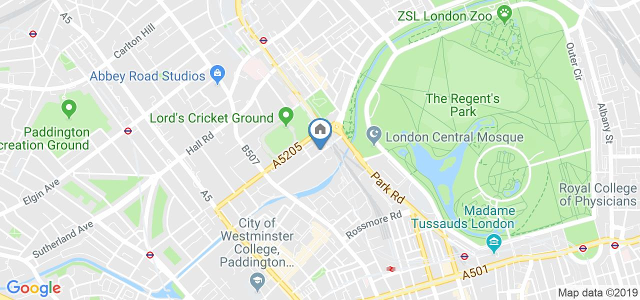 2 Bed Flat, Lodge Road, NW8