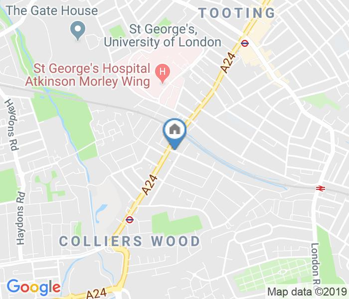 2 Bed Flat, Robinson Road, SW17