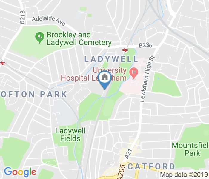 1 Bed Flat, Malyons Road, SE13