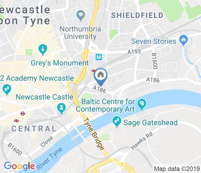 2 Bed Flat, Newcastle, NE1