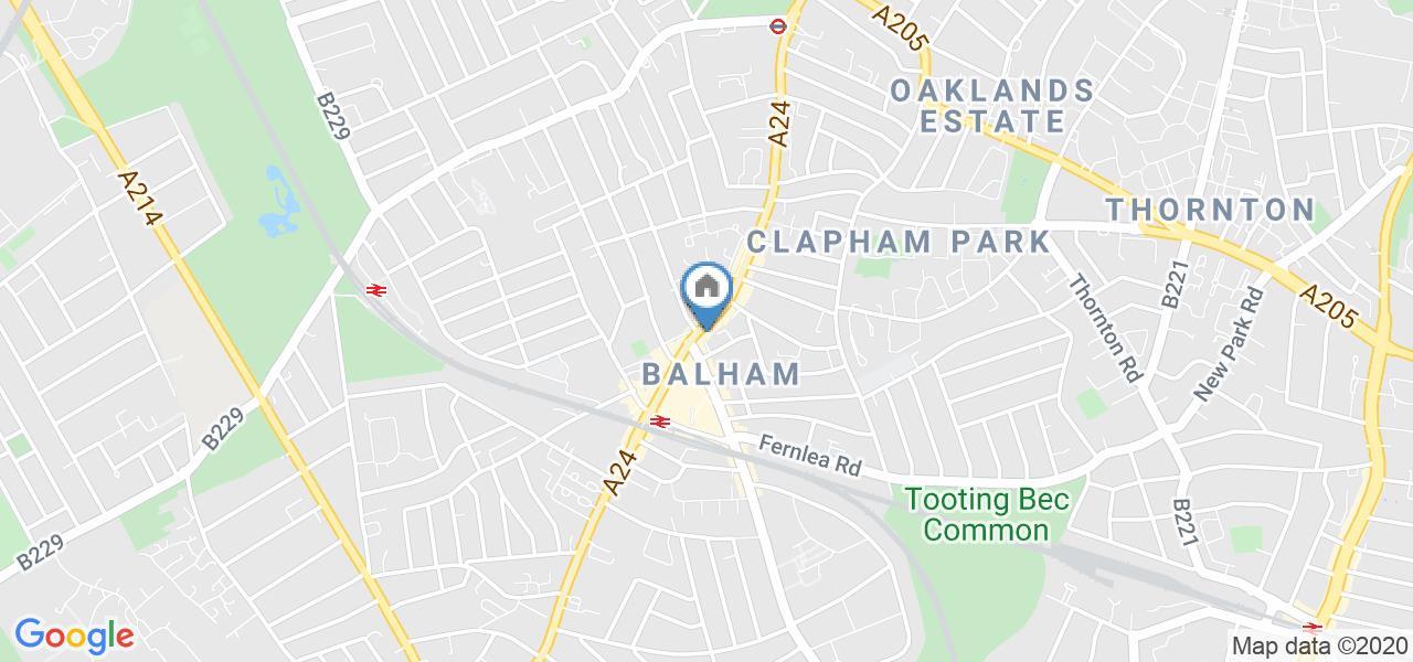 1 Bed Flat, Balham, SW12