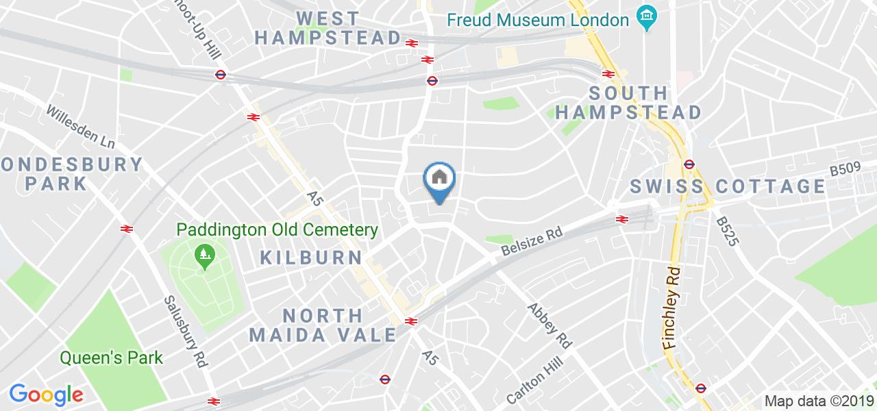 2 Bed Flat, Acol Road West Hampstead, NW6