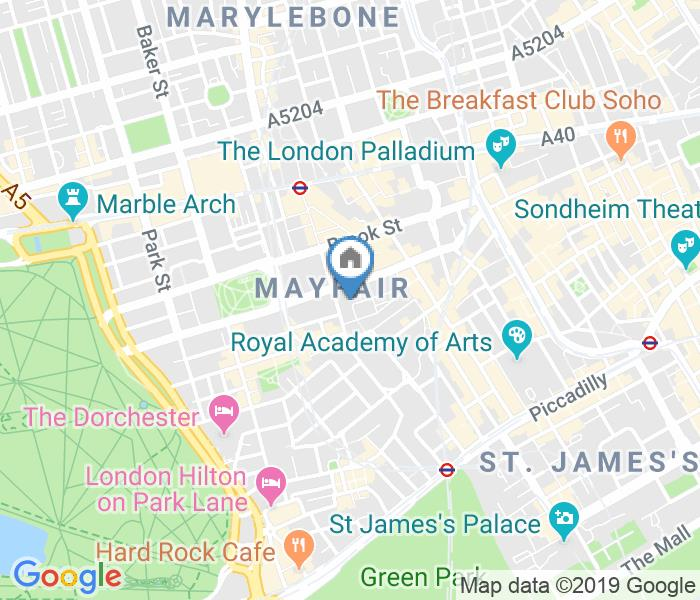 1 Bed Flat, Grosvenor Hill, W1K