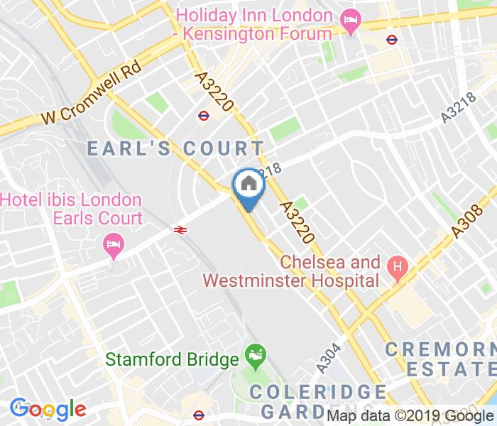 Room in a Shared Flat, Finborough Road, SW10