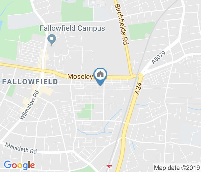 Room in a Shared House, Brailsford Road, M14