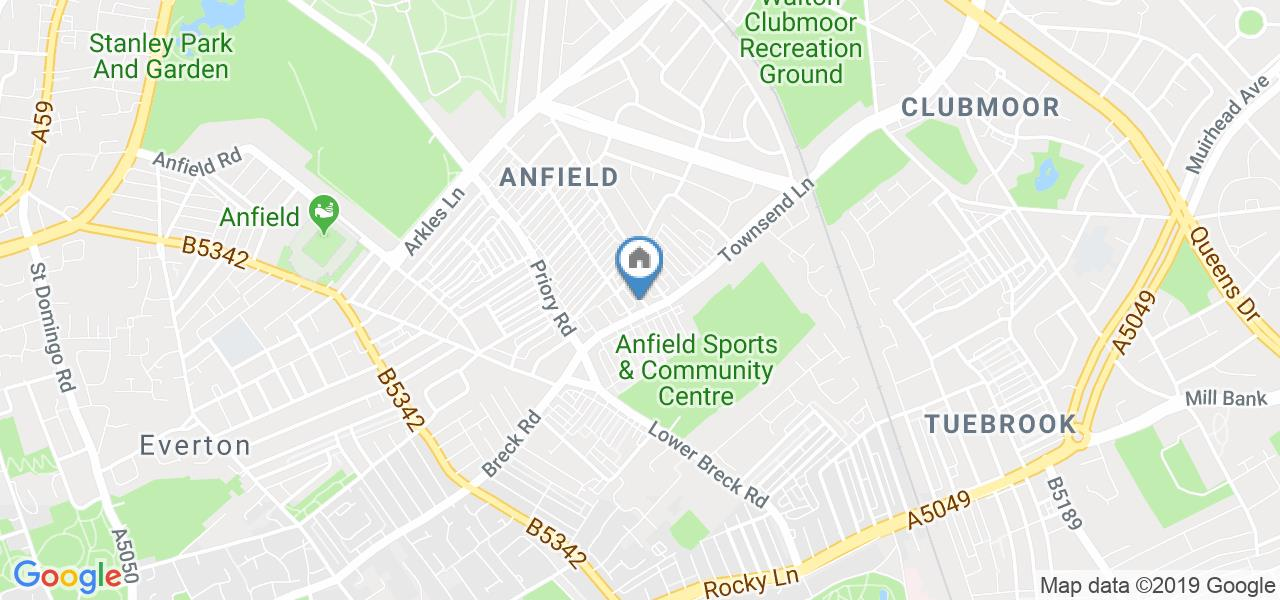 1 Bed Flat, Monastery Road, L6
