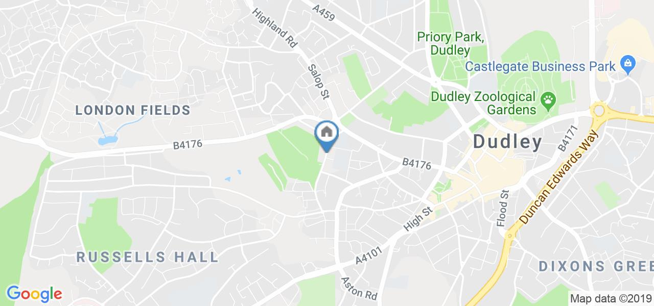 Room in a Shared House, Grange Road, DY1